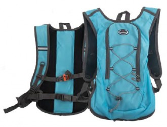 Mochila De Hidratação Modelo 01 Azul